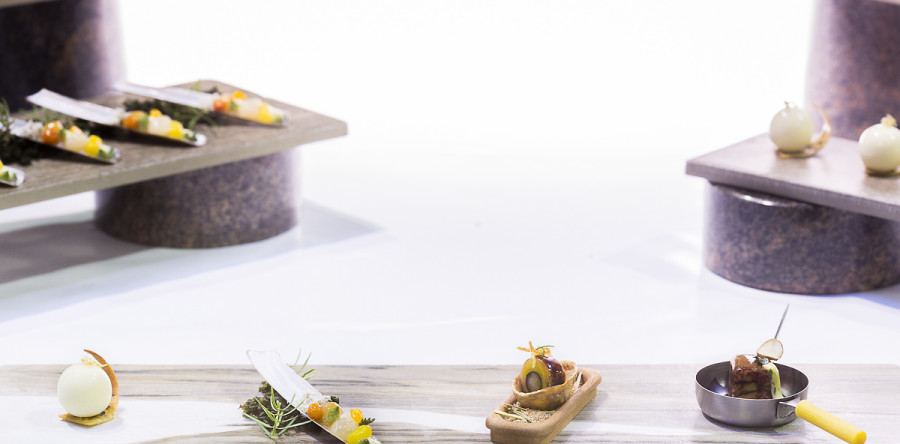 Kokkimaajoukkueelle kultaa lämpimässä keittiössä