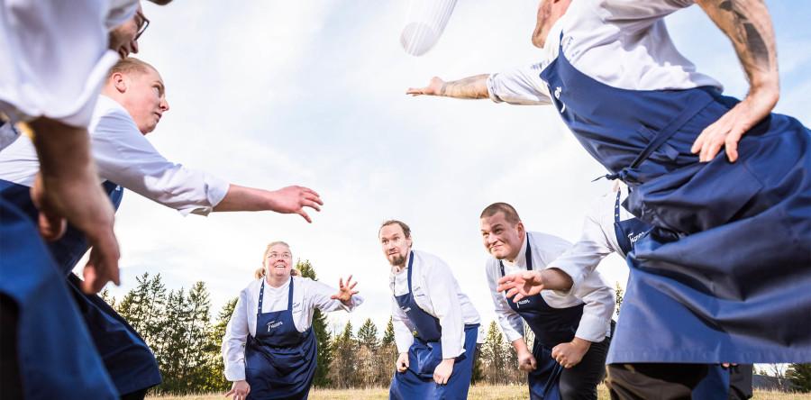 Fazer Culinary Team osallistuu kokkiolympialaisten catering-sarjaan